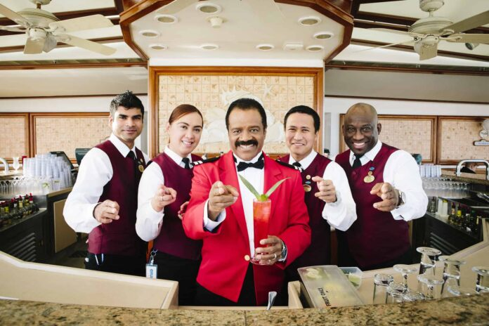 Princess Cruises Debuts New Love Boat-Inspired Drink Onboard Cruise Ships | 12