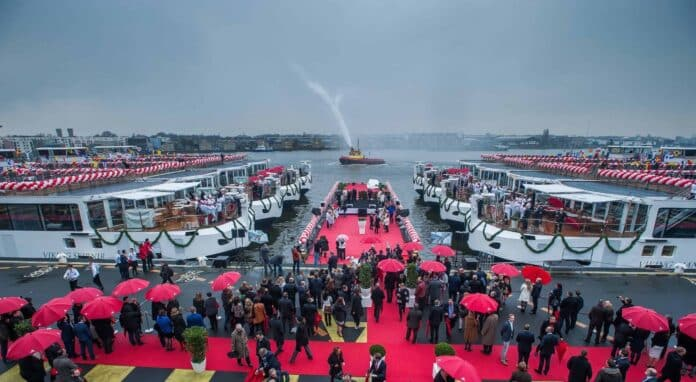 Viking River Cruises Expands Fleet With A Dozen New Ships Christened In Europe | 15