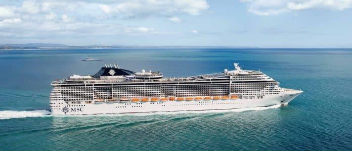 MSC Divina Ship Review