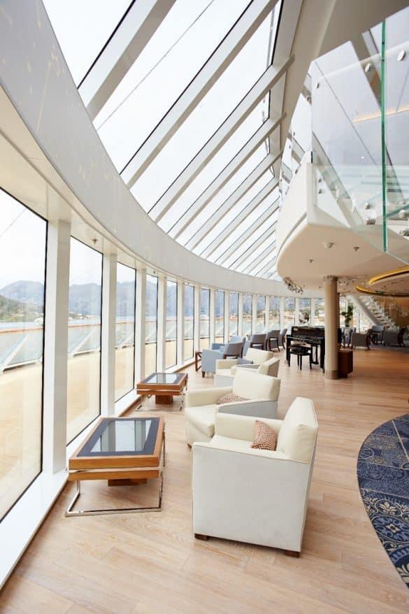 Viking Star's Explorer's Lounge