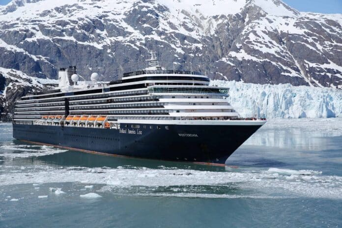 ms Westerdam Kicks Off Alaska Cruise Season Today | 13