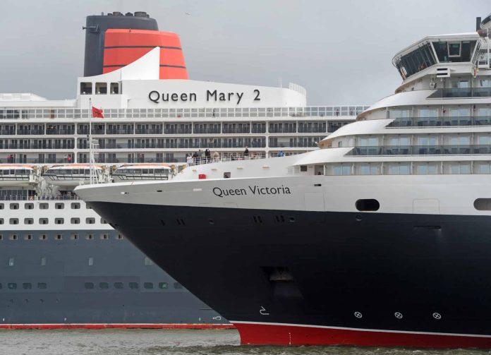 Cunard Celebrates 175th Anniversary in Halifax, Nova Scotia on 10 July 2015 | 23