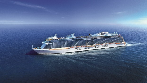 New Princess Ship