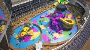 Harmony of the Seas debut's new Aquatic Adventure Park for Kids | 13