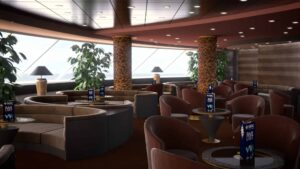 MSC Meraviglia, MSC Yacht Club lounge