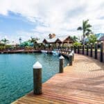 Norwegian Cruise Line's Welcomes First Guests To Harvest Caye   13
