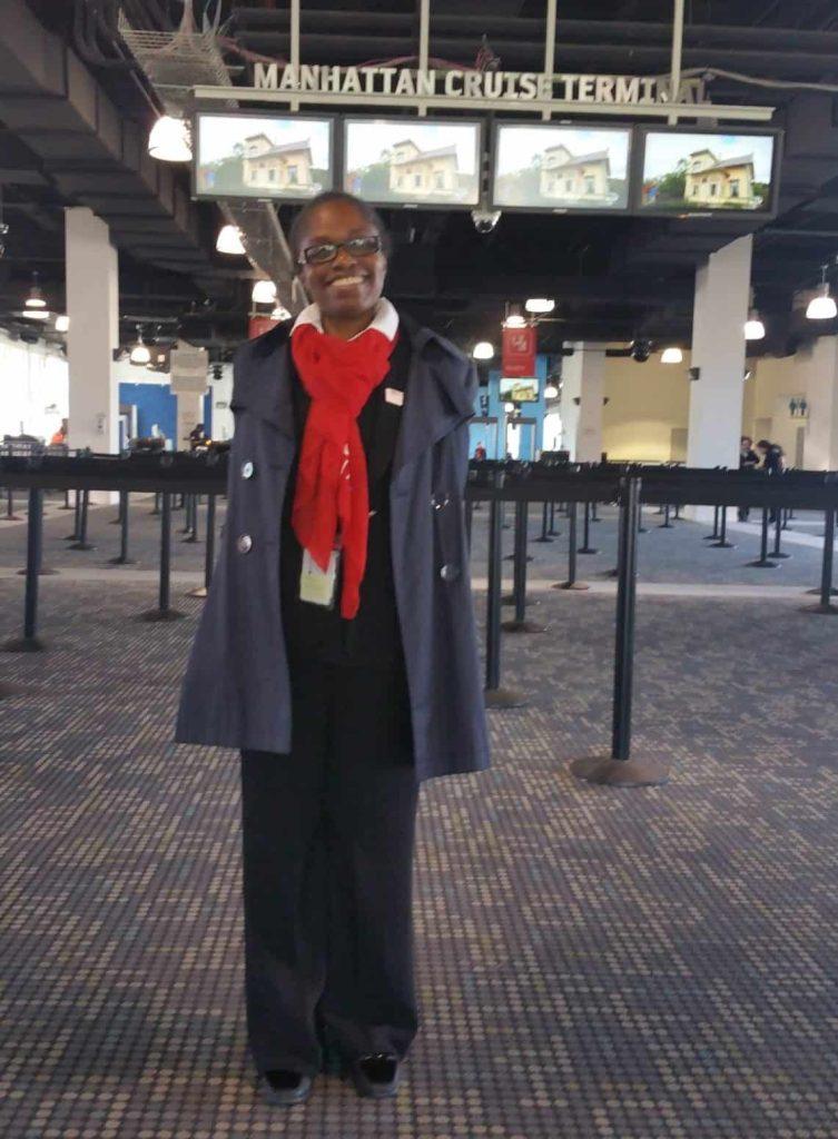 Welcome to the Manhattan Cruise Terminal