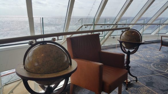 The View from the Explorer's Lounge