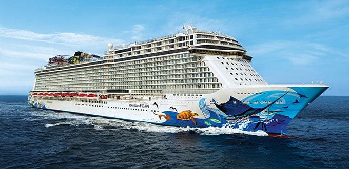 Norwegian Cruise Line: Casinos at Sea | 14