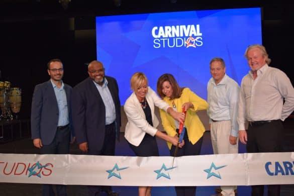 Carnival Cruise Line Unveils 'Carnival Studios' | 2