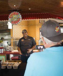 Carnival Cruise Line Celebrates National Hamburger Day by Creating Largest Hamburger at Sea   28