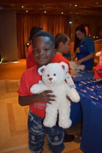 Carnival Cruise Line Hosts Build-A-Bear Day Of Fun Aboard Carnival Magic | 13