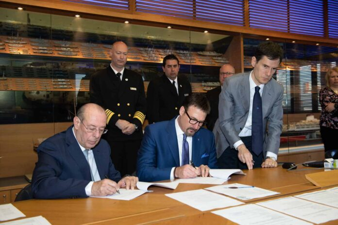 Seabourn Takes Delivery Of New Ultra-Luxury Ship, Seabourn Ovation | 12