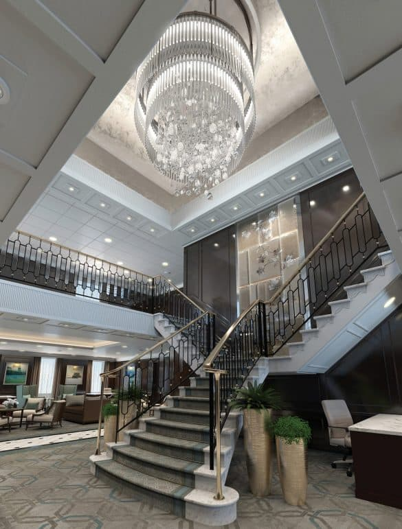 Oceania Cruises Announces $100M Re-Inspiration of R-Class Ships | 26