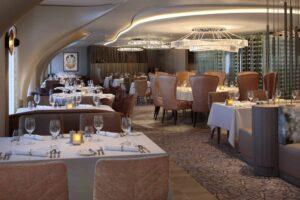 Cosmopolitan Restaurant aboard Celebrity EDGE