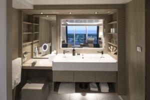 Sky Suite Cat. S2 - Bathroom aboard Celebrity EDGE