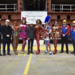 Norwegian Cruise Line Unveils Entertainment Line-Up for Norwegian Encore at Keel Laying Ceremony   16
