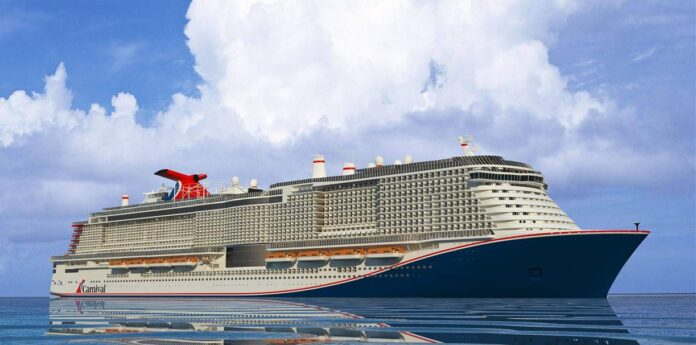 Carnival Cruise Line Begins Construction of its Newest and XL Ship