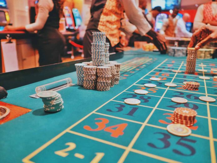 The History of Riverboat Gambling