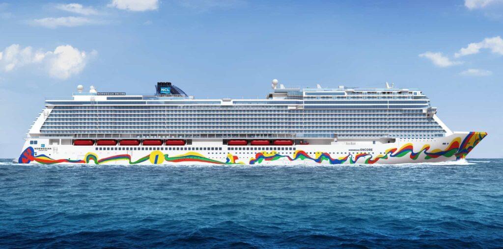 Norwegian Cruise Line Norwegian Encore cruise ship