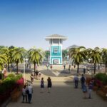 Ocean Cay MSC Marine Reserve Arrival Plaza