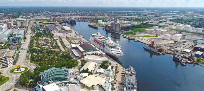 Florida Cruise Port Parking