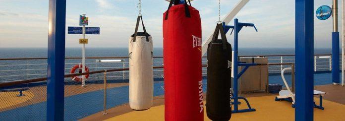 Carnival Cruise Line's SkyFitness