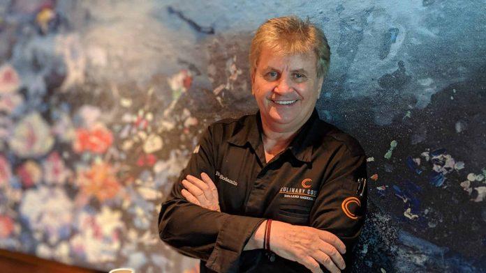 Chef Rudi Sodamin