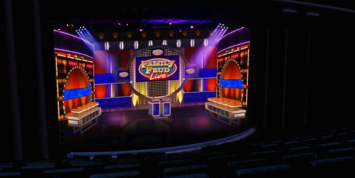 Family Feud Live Will Debut Aboard Carnival Cruise Line's Mardi Gras | 18