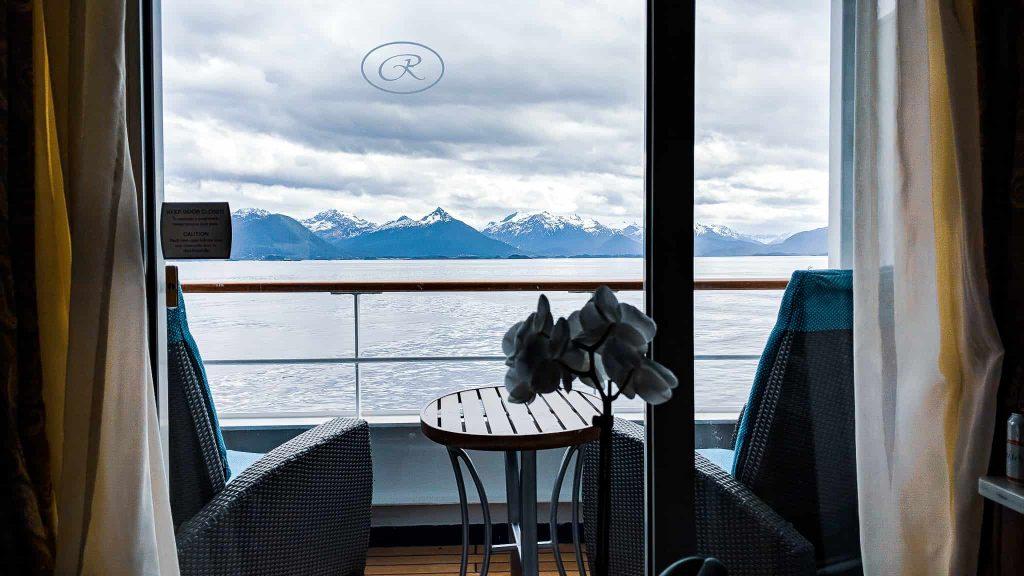 Regent Seven Seas Mariner balcony stateroom
