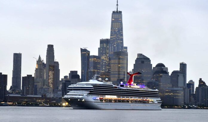 Carnival Sunrise Officially Named in New York After $200M Ship Transformation   28