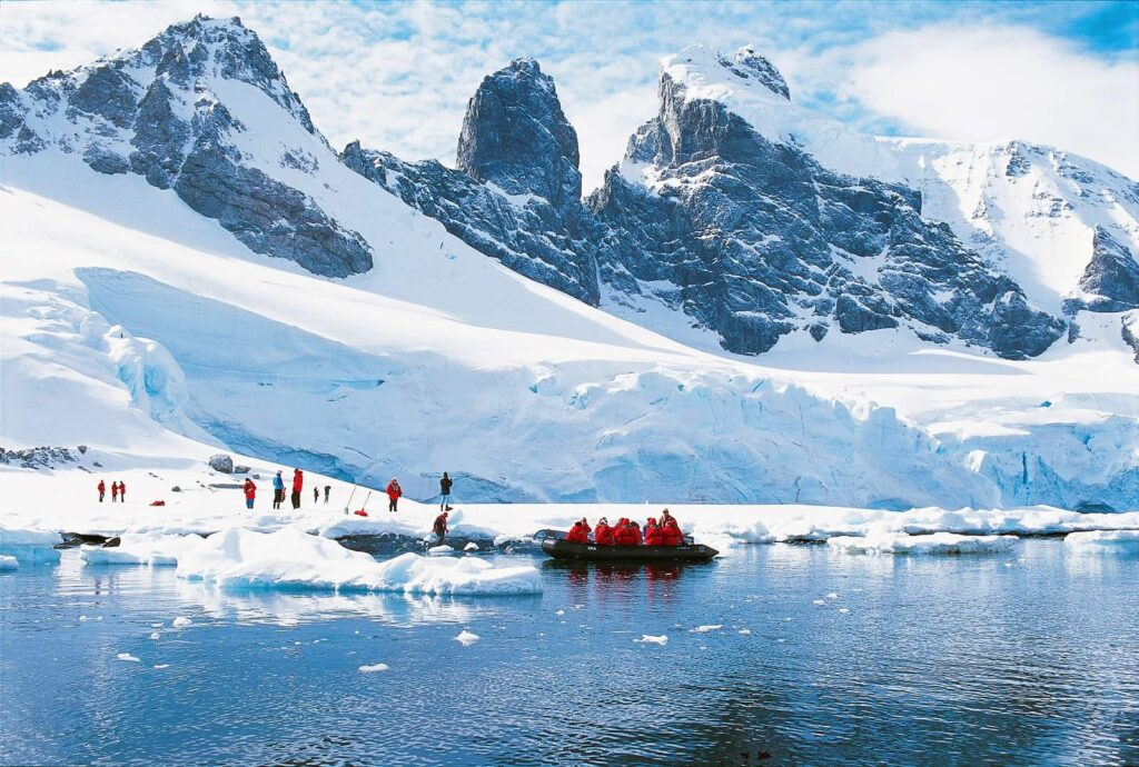Set Sail for the World's Most Inspiring Continent on an Expedition Cruise to Antarctica   23