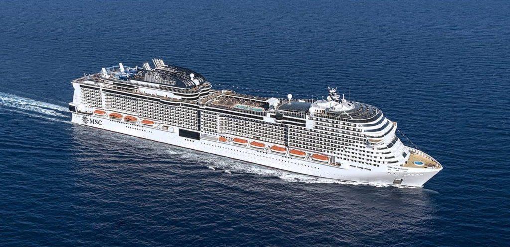 MSC Grandiosa Resumes Sailing From Genoa   7