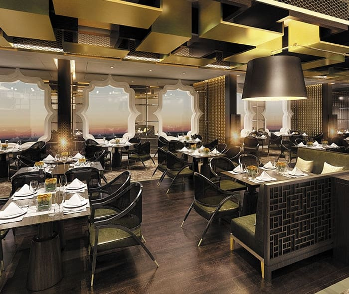 Best Asian Restaurants on Cruise Ships | 12