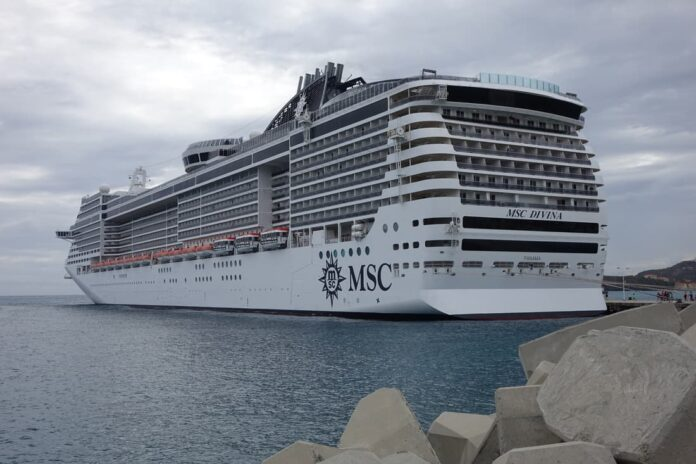 MSC Divina Completes Maiden Voyage to Miami | 13