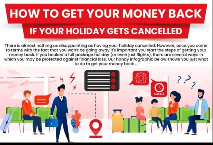 How to get your money back if your holiday gets cancelled | 14