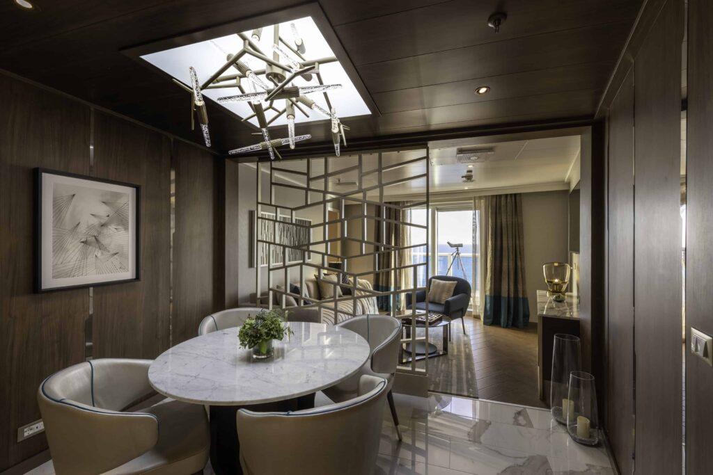 New luxury Sky Suites