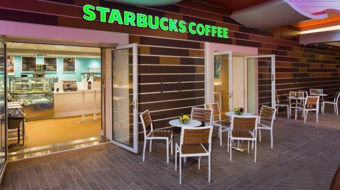 Cruise Ship Coffee Shops