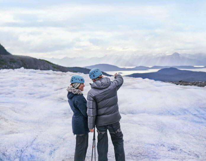 Exploring Glaciers in Alaska