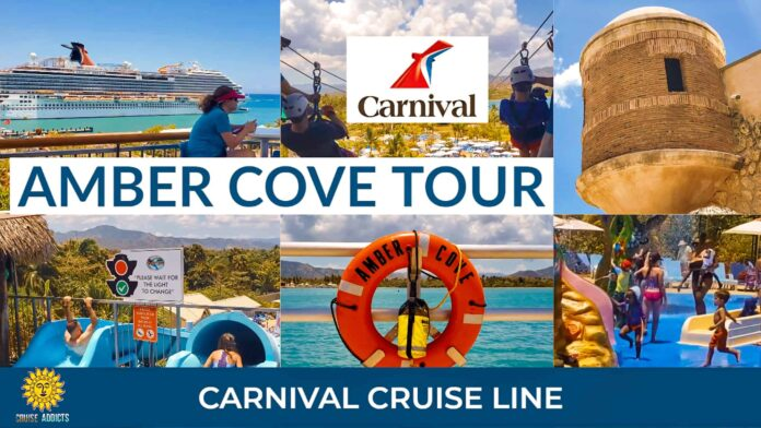 Carnival Cruise Lines Amber Cove Guided Video Tour