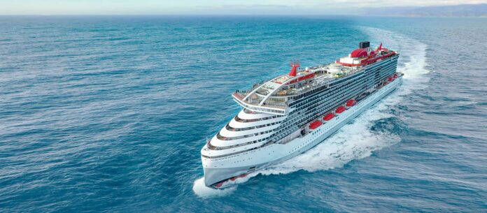 Virgin Voyages Takes Delivery of Their First Ship, Scarlet Lady