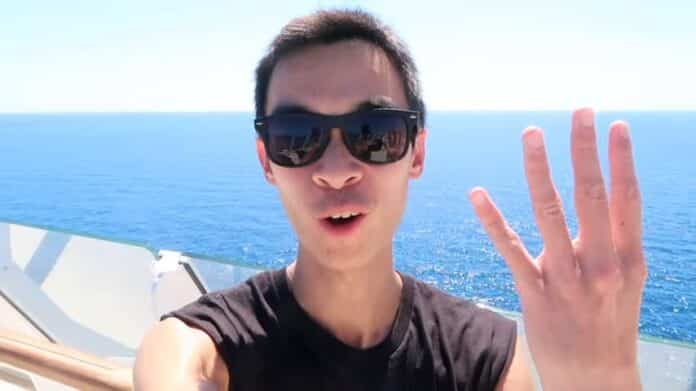 Day 4   Virus UPDATE! All Cruises Cancelled For 30 Days!   Chris Wong VLOGS   Royal Caribbean