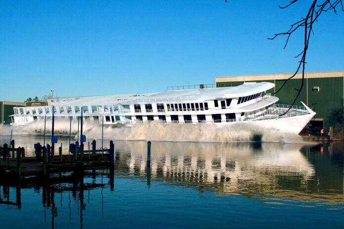 American Cruise Lines' Launches New Riverboat American Melody   7