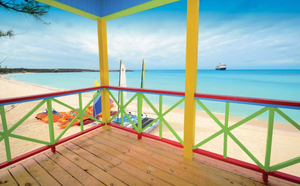 Holland America Line Celebrates the 25th Anniversary of Half Moon Cay During 2022-23 | 16