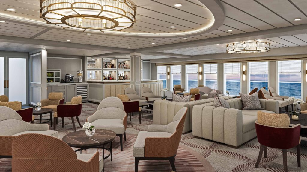 American Cruise Lines Unveils Interior Conceptsof New Modern Riverboats | 7