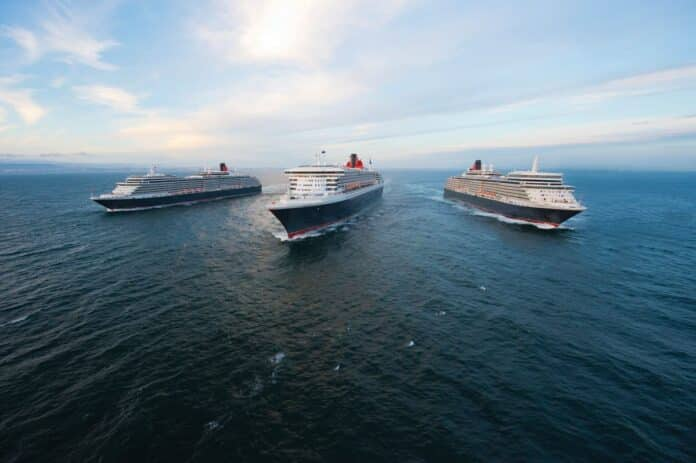 Cunard Extends Pause in Operations | 7