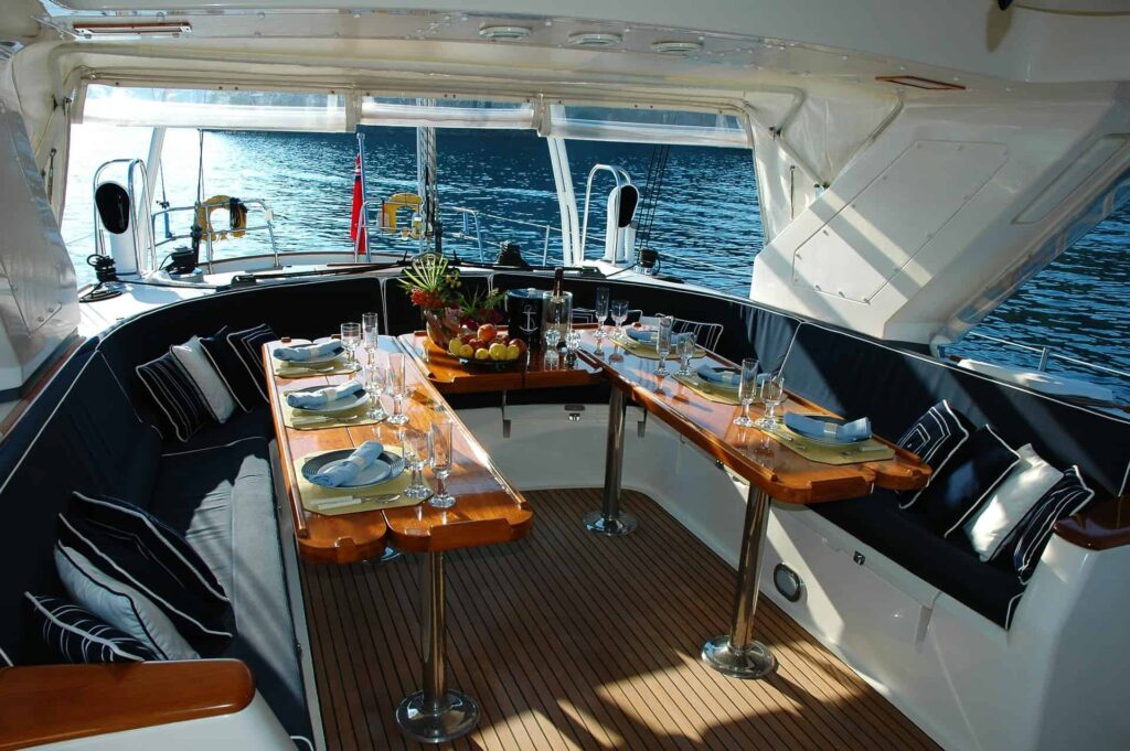 Your First Yacht Charter