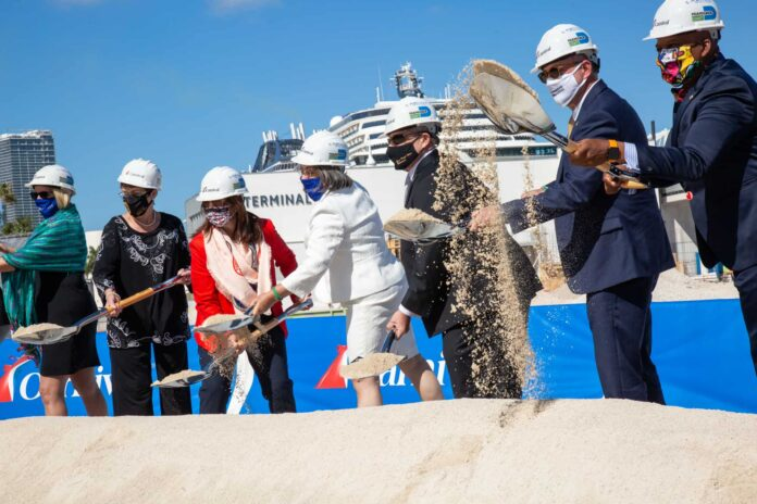 Carnival Cruise Line And PortMiami Celebrate New Terminals Groundbreaking | 16