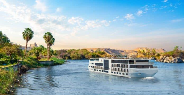 Viking Announces New Nile River Ship, Viking Aton