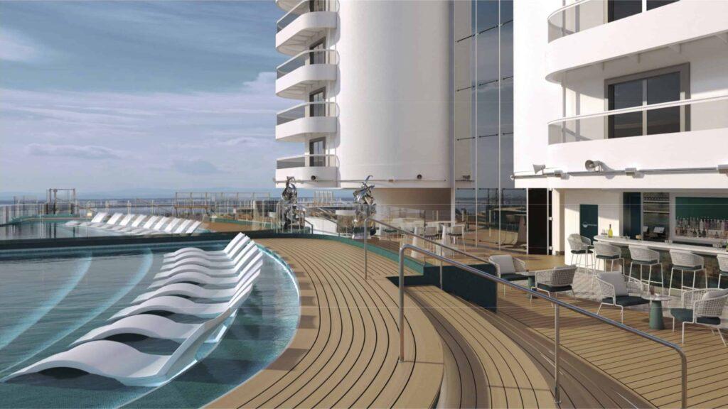 MSC Cruises Begins Six Month Countdown To New Ship MSC Seashore   16